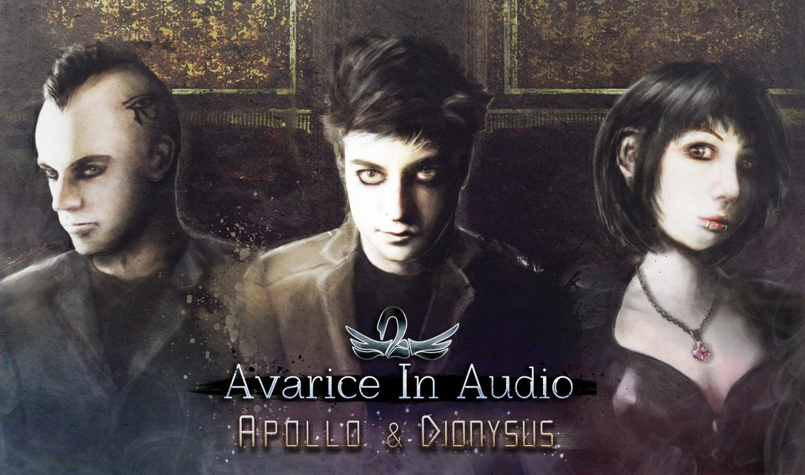 Avarice In Audio announce 2nd album'Apollo & Dionysus' - including 2CD set - listen to the first 3 tracks!