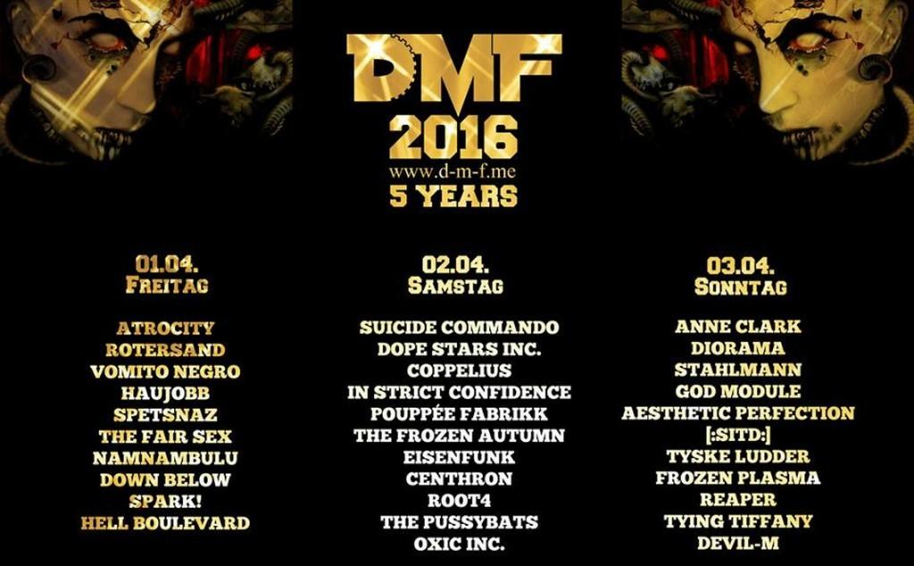 Dark Munich Festival-poster