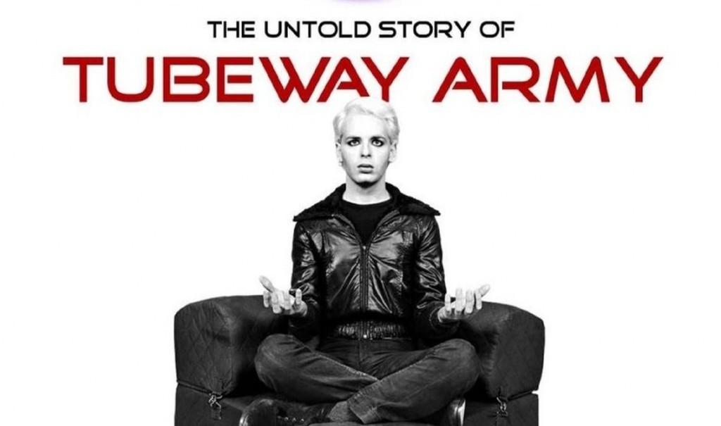 Gary Numan biography'Tubeway Daze: The Untold Story Of Tubeway Army' hits the book shelves