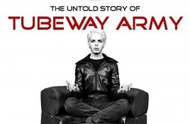 Gary Numan biography 'Tubeway Daze: The Untold Story Of Tubeway Army' hits the book shelves