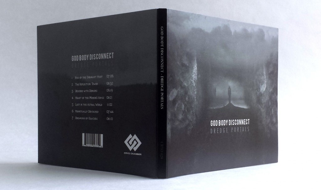 God Body Disconnect debuts with'Dredge Portals' album on Cryo Chamber