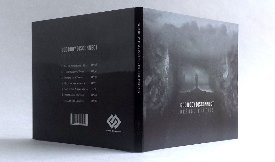 God Body Disconnect debuts with 'Dredge Portals' album on Cryo Chamber
