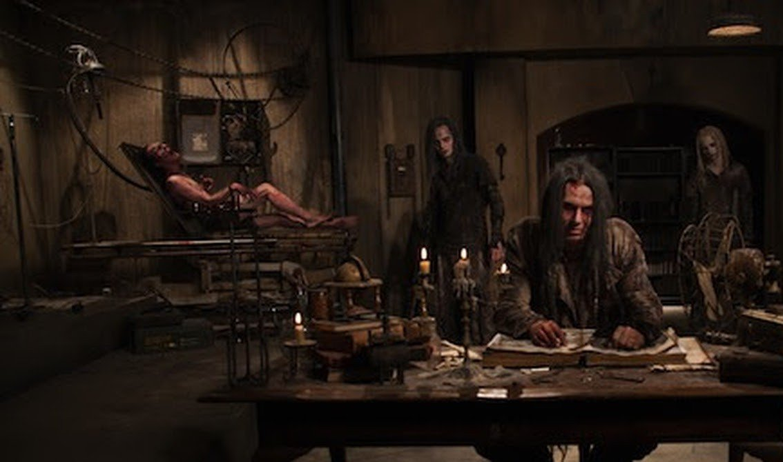 Mortiis new video 'The Shining Lamp of God' out now