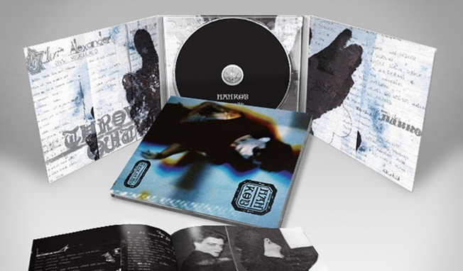 Pankow sees 'Throw Out Rite' (1983) re-released on white / black vinyl plus extended CD set feat. Blixa (of Einsturzende Neubauten fame) - pre-order now!