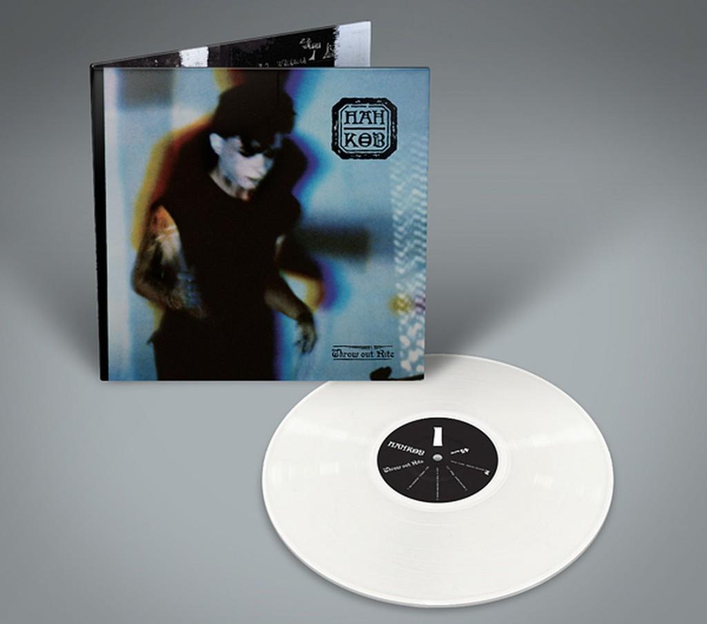 Pankow sees'Throw Out Rite' (1983) re-released on white / black vinyl plus extended CD set feat. Blixa (of Einsturzende Neubauten fame) - pre-order now!