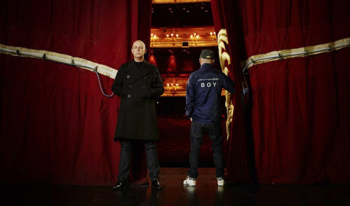Pet Shop Boys go for April Fools album,'Super' - listen to the preview