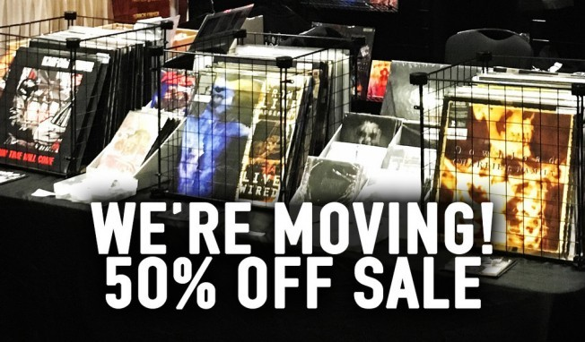 Storming The Base mailorder moving offices - HUGE sale - here's the secret link!