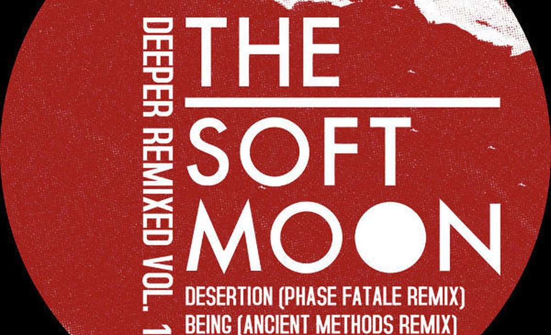 Former support act from Depeche Mode, The Soft Moon, issues 12 inch vinyl - you can stream a first track already!