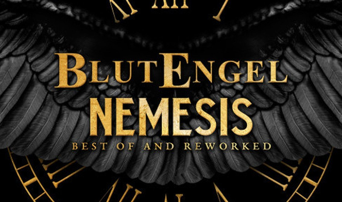 Blutengel to release'Nemesis' re-recorded best-of album in 4 formats: CD/2CD/2CD+DVD/2LP - pre-orders available now