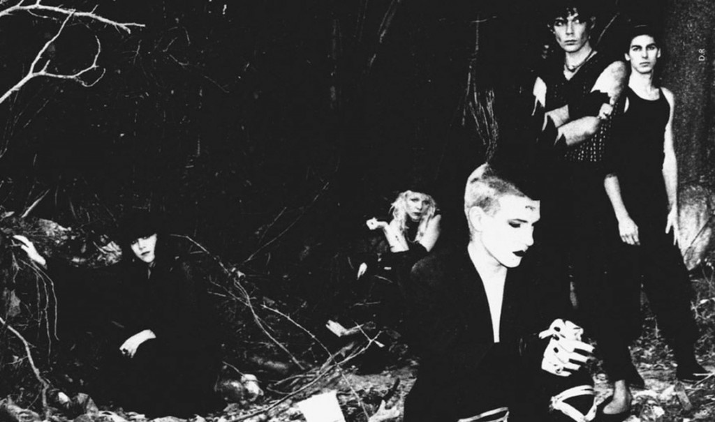 Vinyl reissues for Christian Death albums'The Scriptures' &'Atrocities' - order now