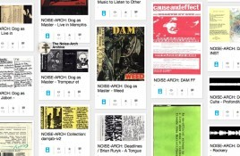 30 gigabytes worth of obscure tape releases up for grabs - but it's probably not legal at all