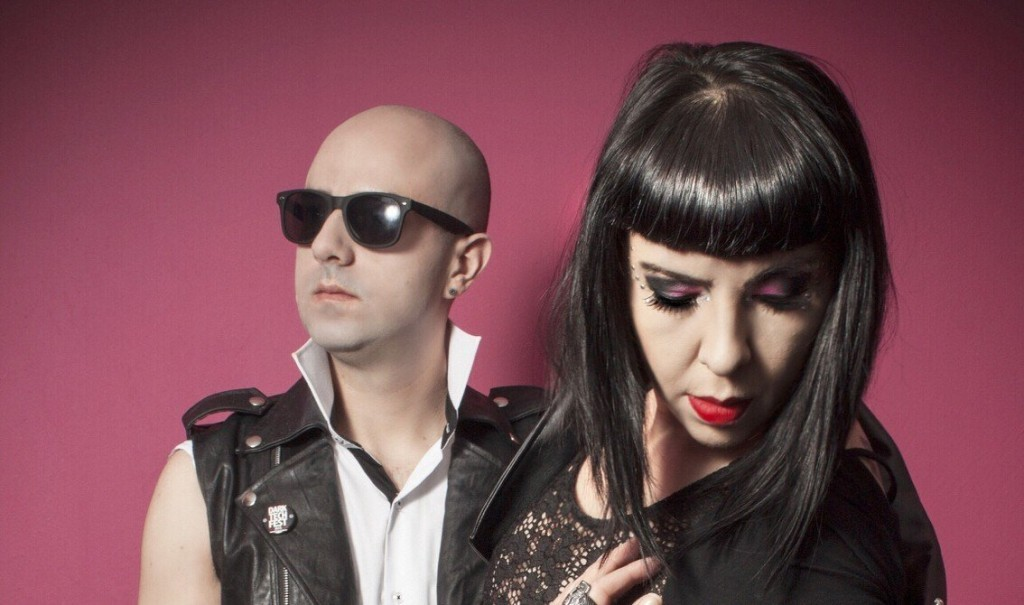 Side-Line introduces Ad Vitam - listen now to'Flesh On Flesh' (Face The Beat profile series)
