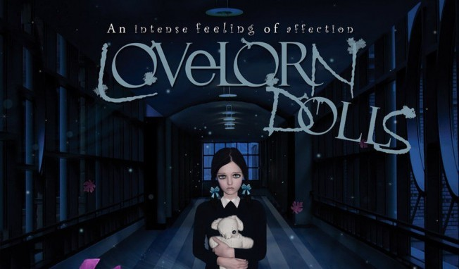 Goth metal act Lovelorn Dolls re-release first demo 'An Intense Feeling Of Affection' as download EP