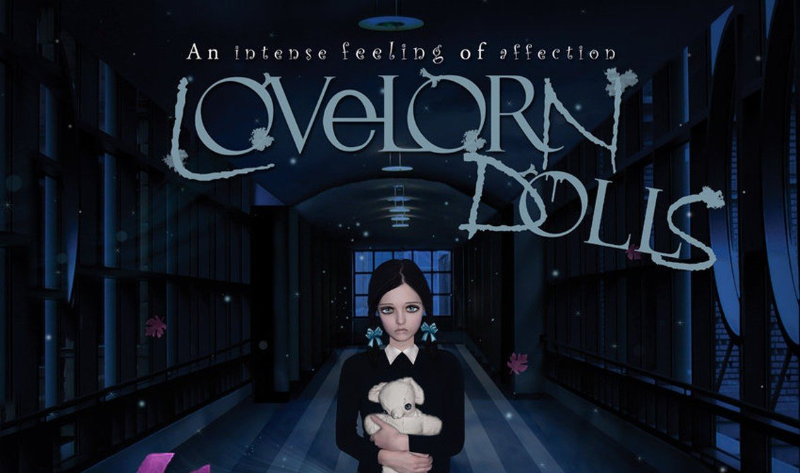 Goth metal act Lovelorn Dolls re-release first demo'An Intense Feeling Of Affection' as download EP