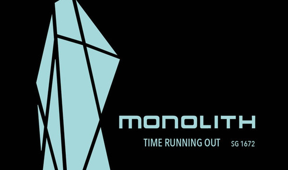 Monolith gets the vinyl treatment for his'Time Running Out' 4-track EP
