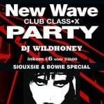 10 tickets to win via Side-Line for New Wave Club Class-X Party in Aarschot (March 5, 2016)