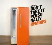 Niagara – Don't Take It Personally - Remixes