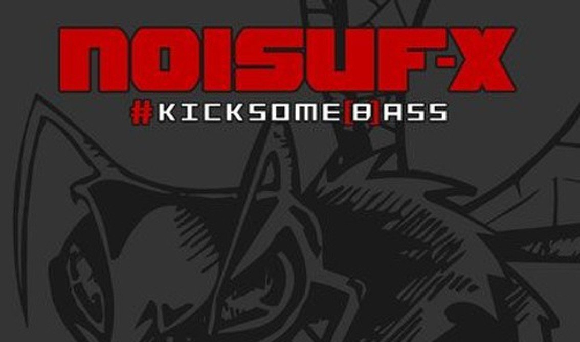 Noisuf-X returns with new album in April:'#Kicksome(B)ass'