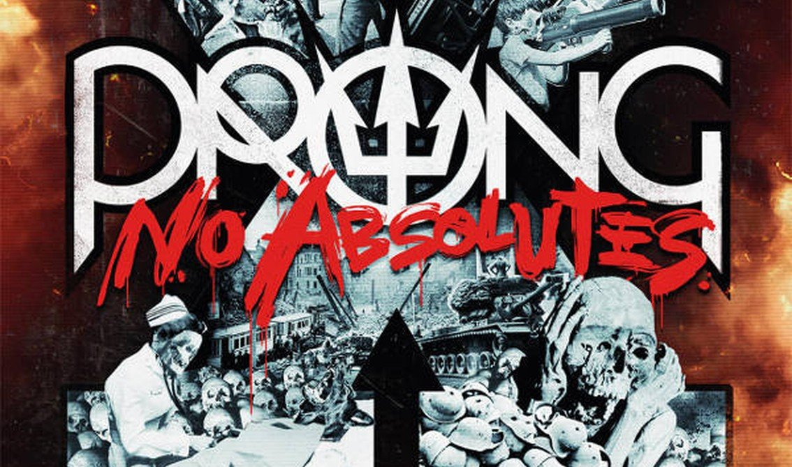 Nine Inch Nails fans pay attention: Prong announces special 2LP vinyl + CD set for new'X - No Absolutes' album