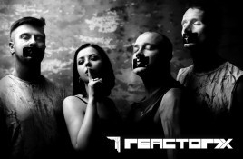 Side-Line introduces Reactor7x - listen now to 'When We Fall' (Face The Beat profile series)