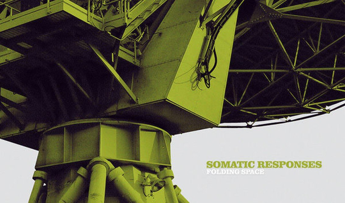 Somatic Responses duo return with'Folding Space' 5 years after their last studio full length