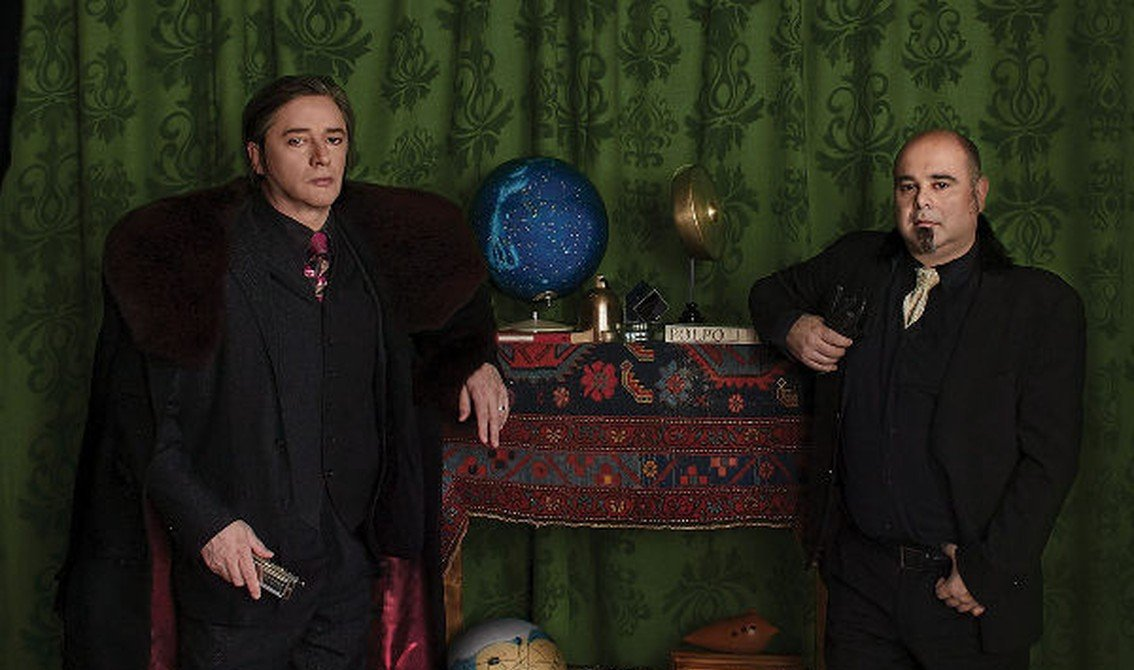 Teho Teardo & Blix Bargeld return with'Nerssimo', 3 years after sold out debut