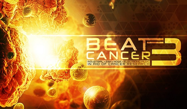 Pre-orders start for 'Beat:Cancer V3' charity compilation (electronic / industrial / noise) !