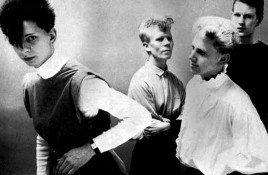 Memory Lane fun with Depeche Mode: a demo snippet of the pre-Depeche Mode track 'Television Set'