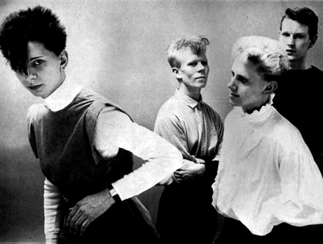 Memory Lane fun with Depeche Mode: a demo snippet of the pre-Depeche Mode track'Television Set'