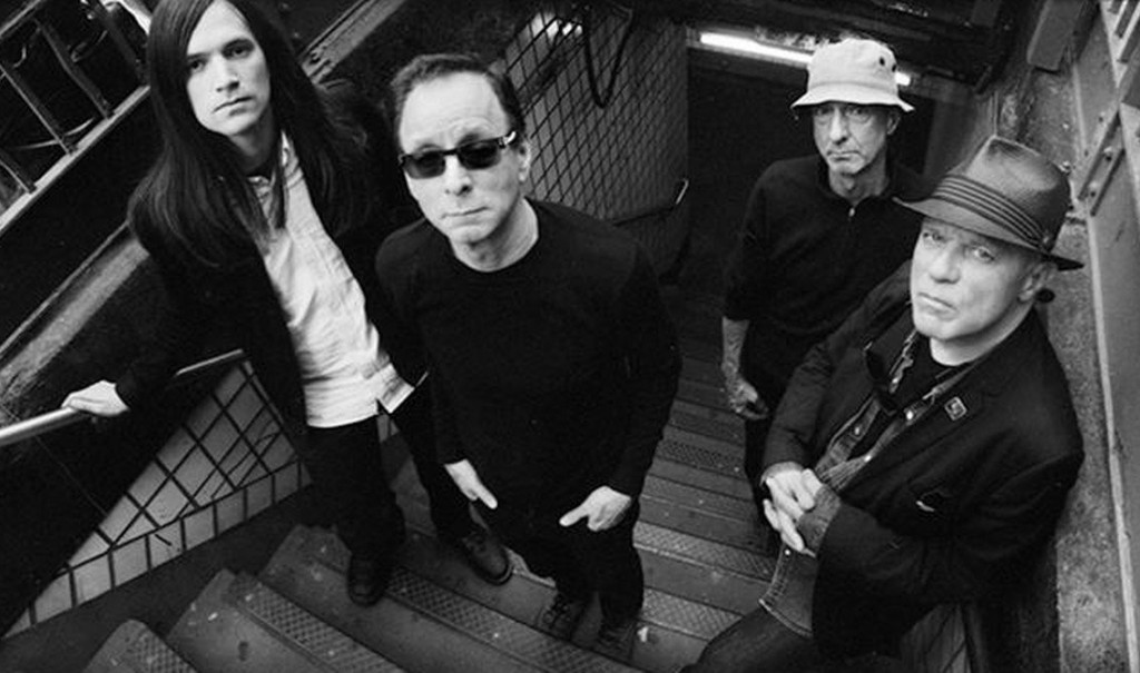 Wire announce new mini album'Nocturnal Koreans' (without Bruce Gilbert)
