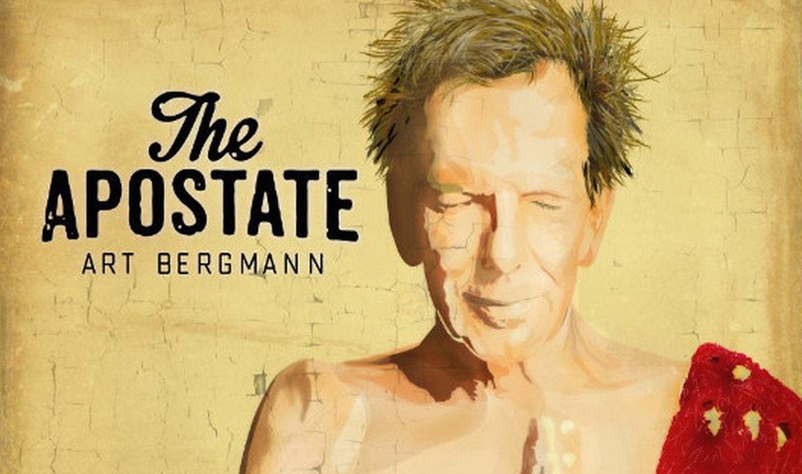 First new Art Bergman album since 1995 is ready: 'The Apostate' - available on vinyl and CD