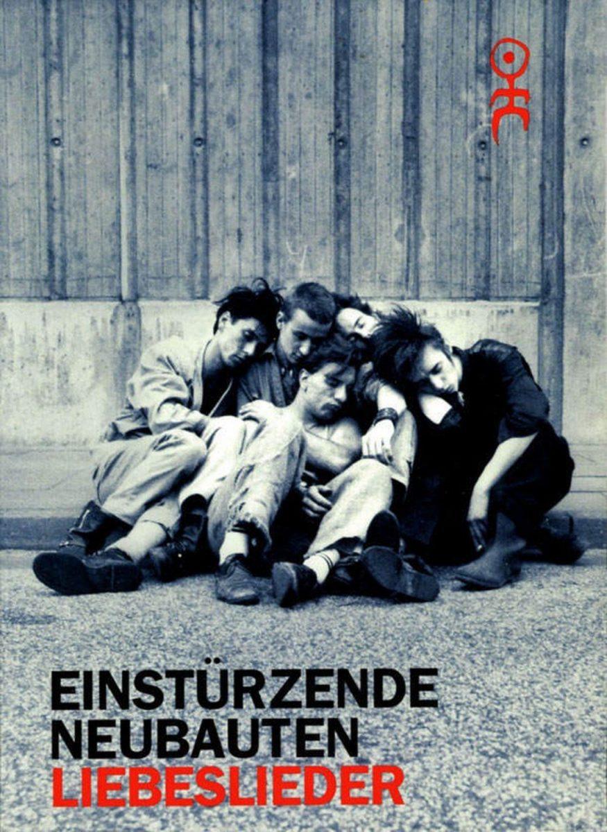 Einstuerzende Neubauten sees long deleted DVD 'Liebeslieder' reissued