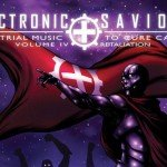 4th volume massive Electronic Saviors industrial 4CD box compilation available now in pre-order