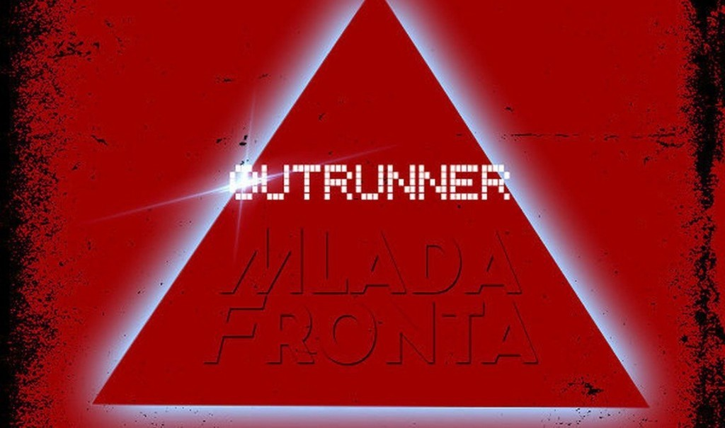 Mlada Fronta plans red vinyl release'Outrunner' as complement for the CD'Outrun' - get yours now