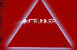 Mlada Fronta plans red vinyl release 'Outrunner' as complement for the CD 'Outrun' - get yours now