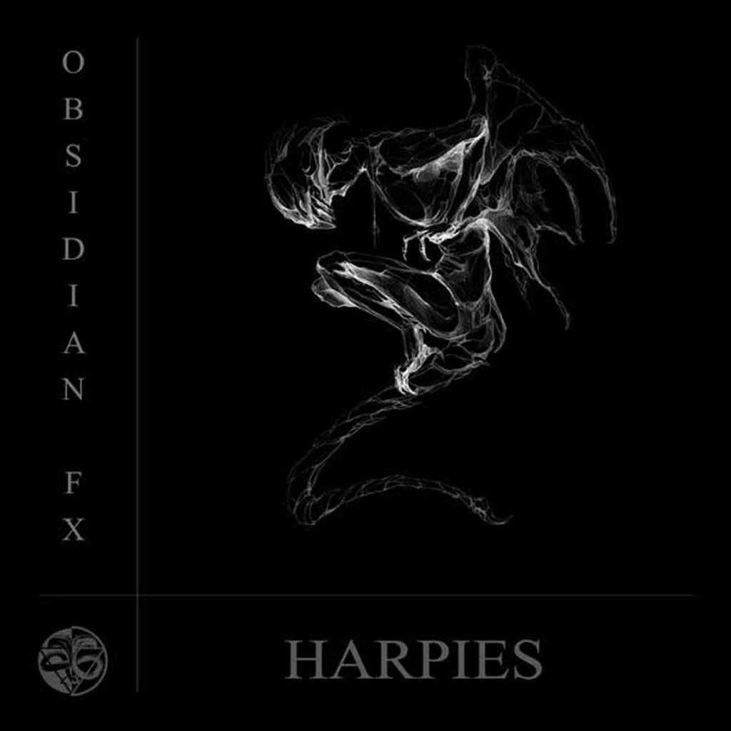 Obsidian FX return with'Harpies' EP holding 14 tracks - listen now!