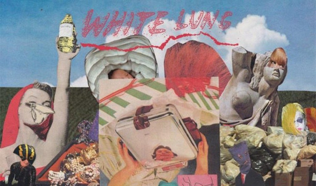 White Lung to deliver'Paradise' in early may on vinyl and CD - listen to a first track
