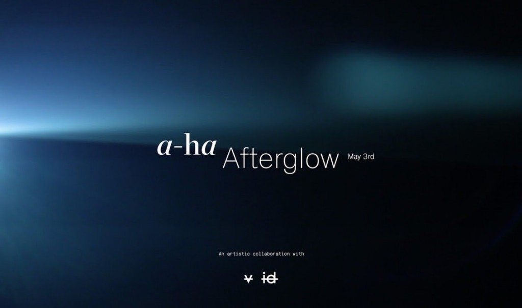a-ha announces one-off live show ('Afterglow') with advanced scenography by Void