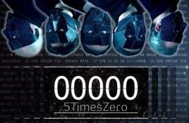 5TimesZero – Zero Gravity