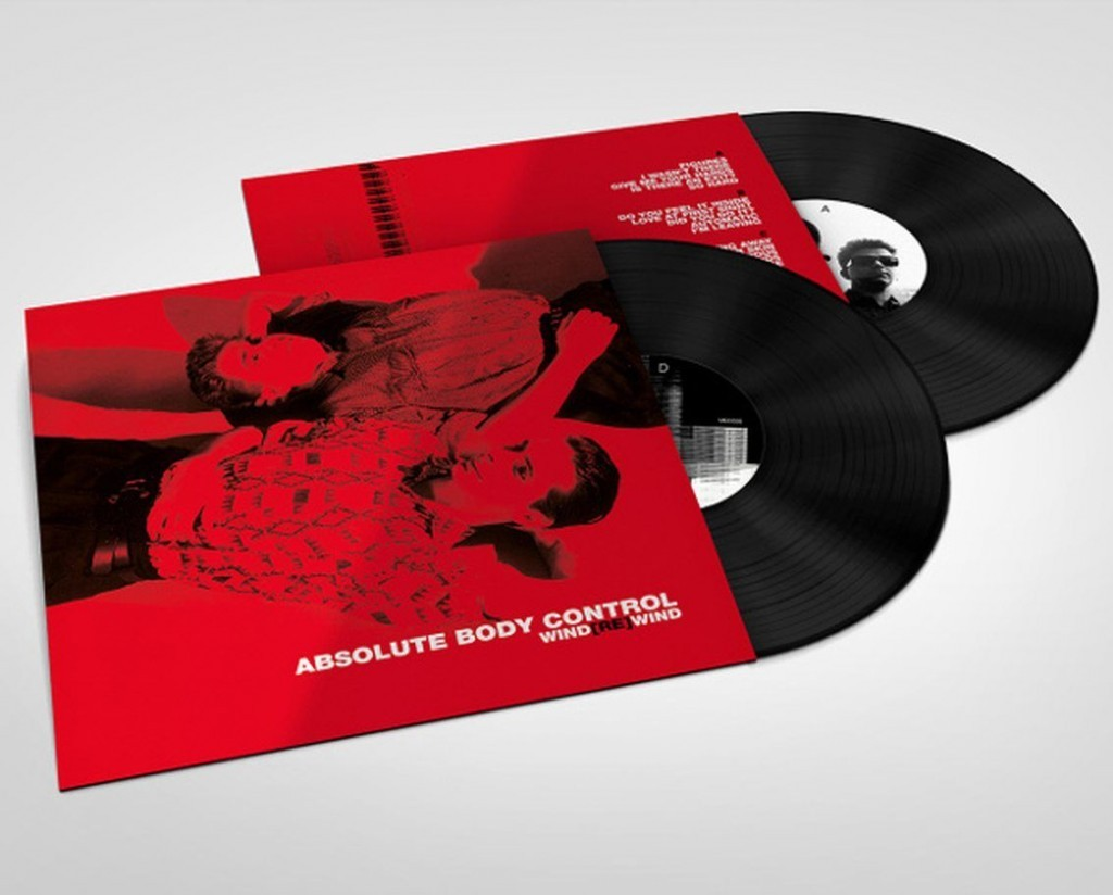 Absolute Body Control releases'Wind(Re)Wind' with bonus tracks on as a 2LP black vinyl set