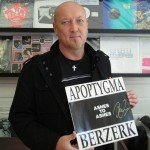 25 years ago Apoptygma Berzerk released the 'Ashes To Ashes' 12 inch - a milestone in EBM land