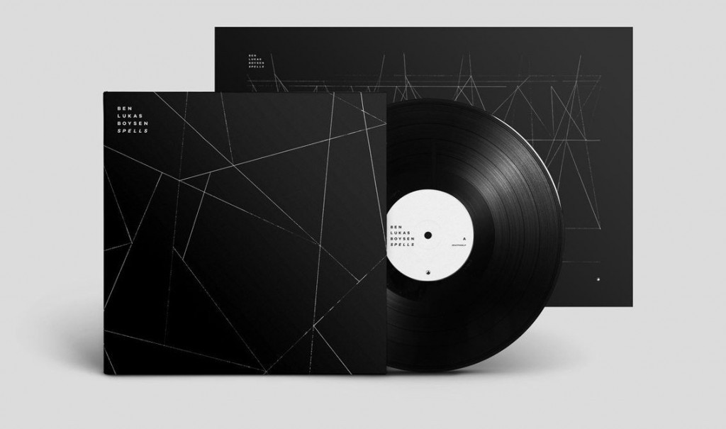 Ben Lukas Boysen (aka Hecq) signs to Erased Tapes and issues'Spells' on vinyl and CD - orders available now!