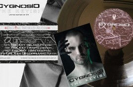 Cygnosic releases new 'The Key' single as download and on a 10'' vinyl