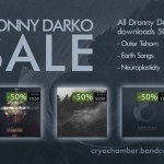 Dronny Darko sale on dark ambient label Cryo Chamber