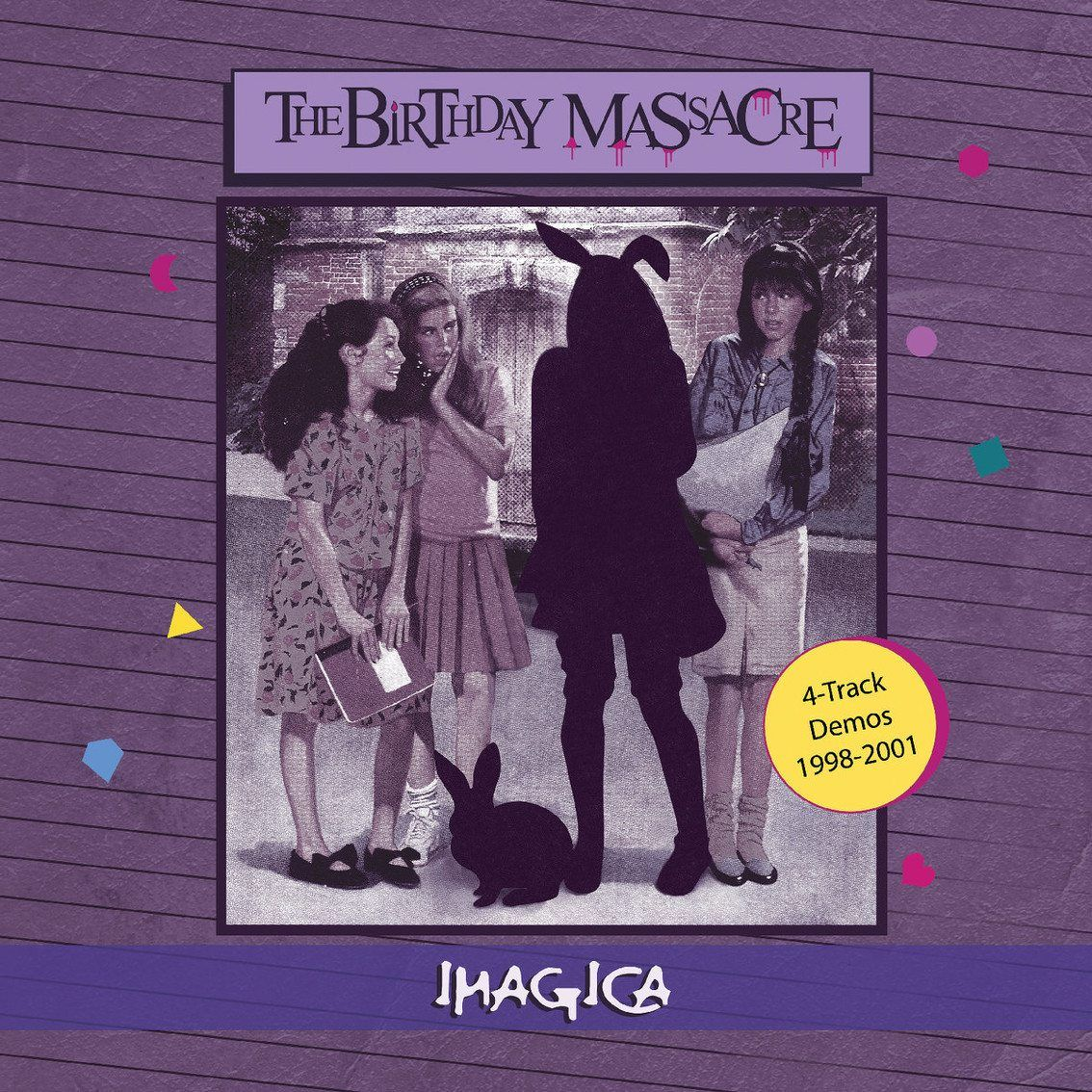 The Birthday Massacre reissue 11 4-track demos (1998-2001) on'Imagica' vinyl and CD