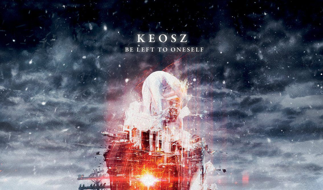 Keosz joins the dark ambient label Cryo Chamber with the album'Be Left to Oneself' - album now up for pre-order