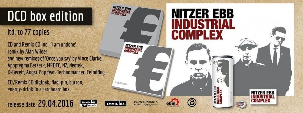 Nitzer Ebb Industrial ComplexBox Visual
