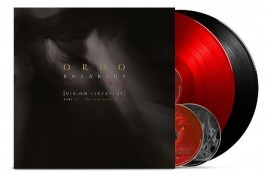 3 formats for Ordo Rosarius Equilibrio's 'Vision: Libertine - The Hangman's Triad' release including vinyl