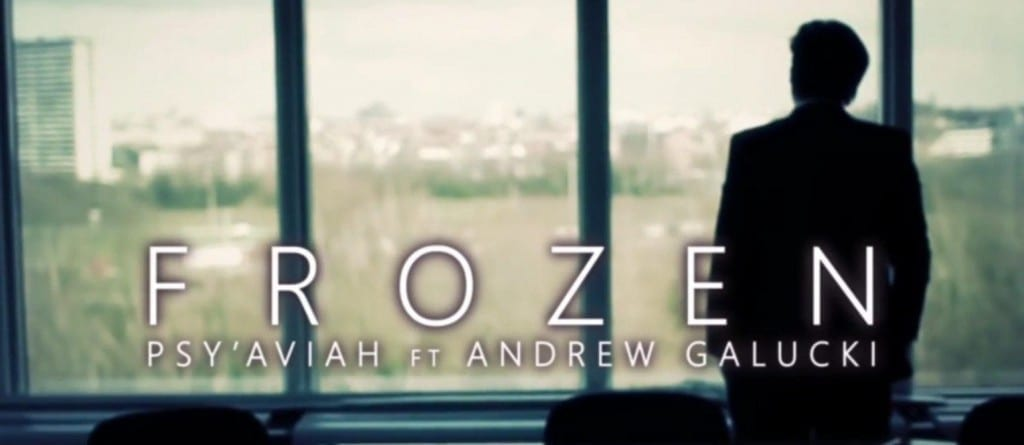 Psy'Aviah releases new videoclip for'Frozen' - and it's gorgeous !