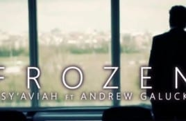 Psy'Aviah releases new videoclip for 'Frozen' - and it's gorgeous !